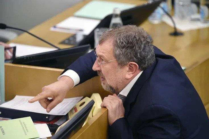 Новый подход к формированию Красной Книги – предложения депутата Резника