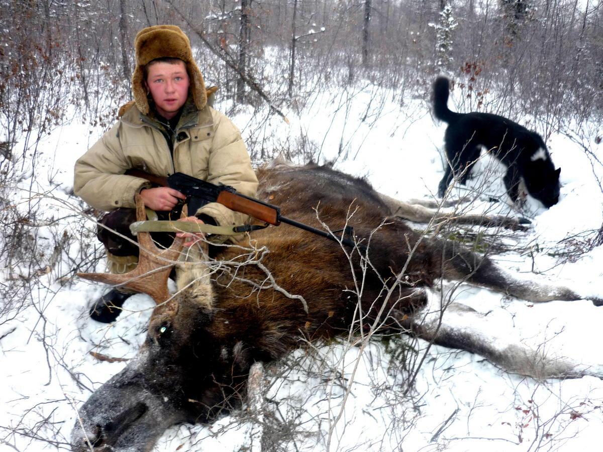 Охота в россии доклад 4827