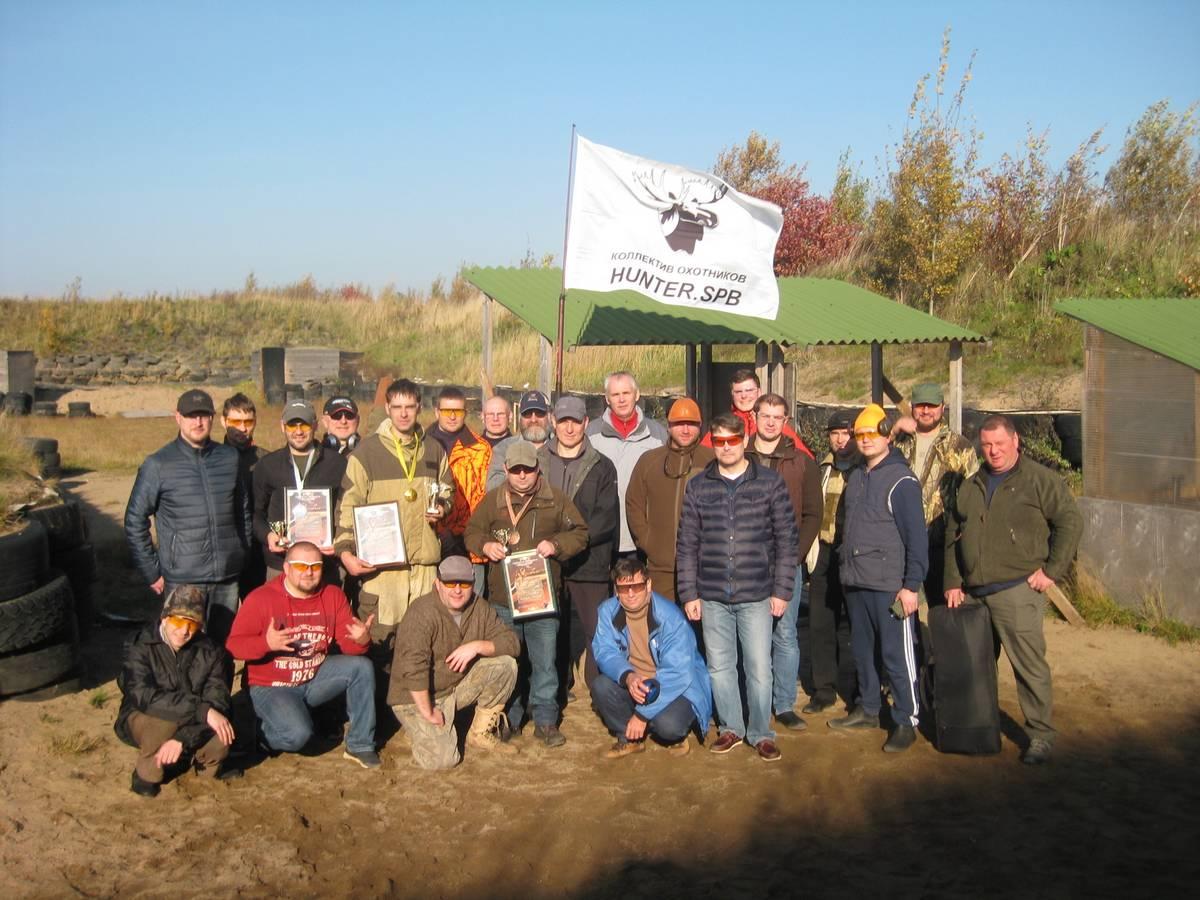 Десятилетие коллектива HUNTER.SPB